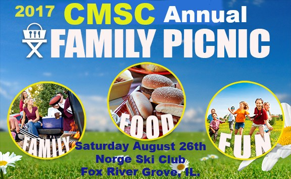 C.M.S.C. Annual Picnic in Review